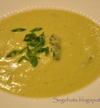 Šparaginė sriuba