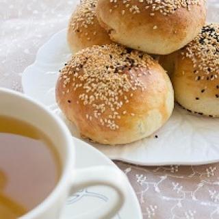 Turkiškos pusryčių bandelės