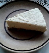 """Žalias citrininis """"sūrio"""" tortas"""