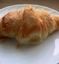 Prancūziški sviestiniai rageliai (Croissants)