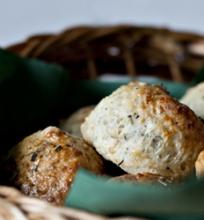 Pusryčių bandelės (scones)