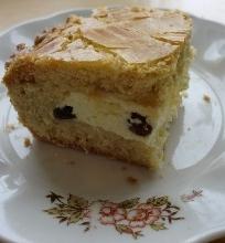 Velykinis Loretos varškės pyragas