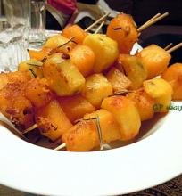 Bulvių ir moliūgų iešmeliai