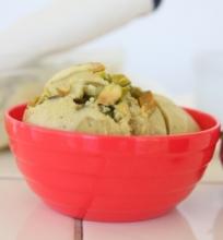 Pistacijų gelato