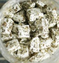 Sūryme marinuotas varškės sūris