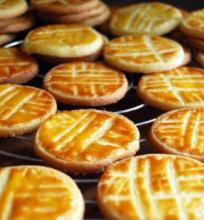 Bretoniški sūdyto sviesto sausainiai