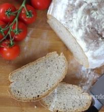 Pavykusi duona su kmynais
