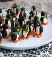 Linksmieji pingvinukai