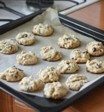 Sezamų pastos sausainiai