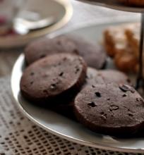 Labai šokoladiniai sausainiai