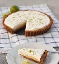 Žaliųjų citrinų pyragas