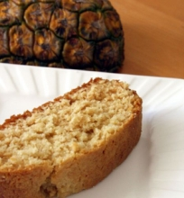 Ananasų ir Kokoso Pyragas