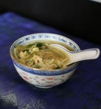 Tailandietiška sriuba su vištiena